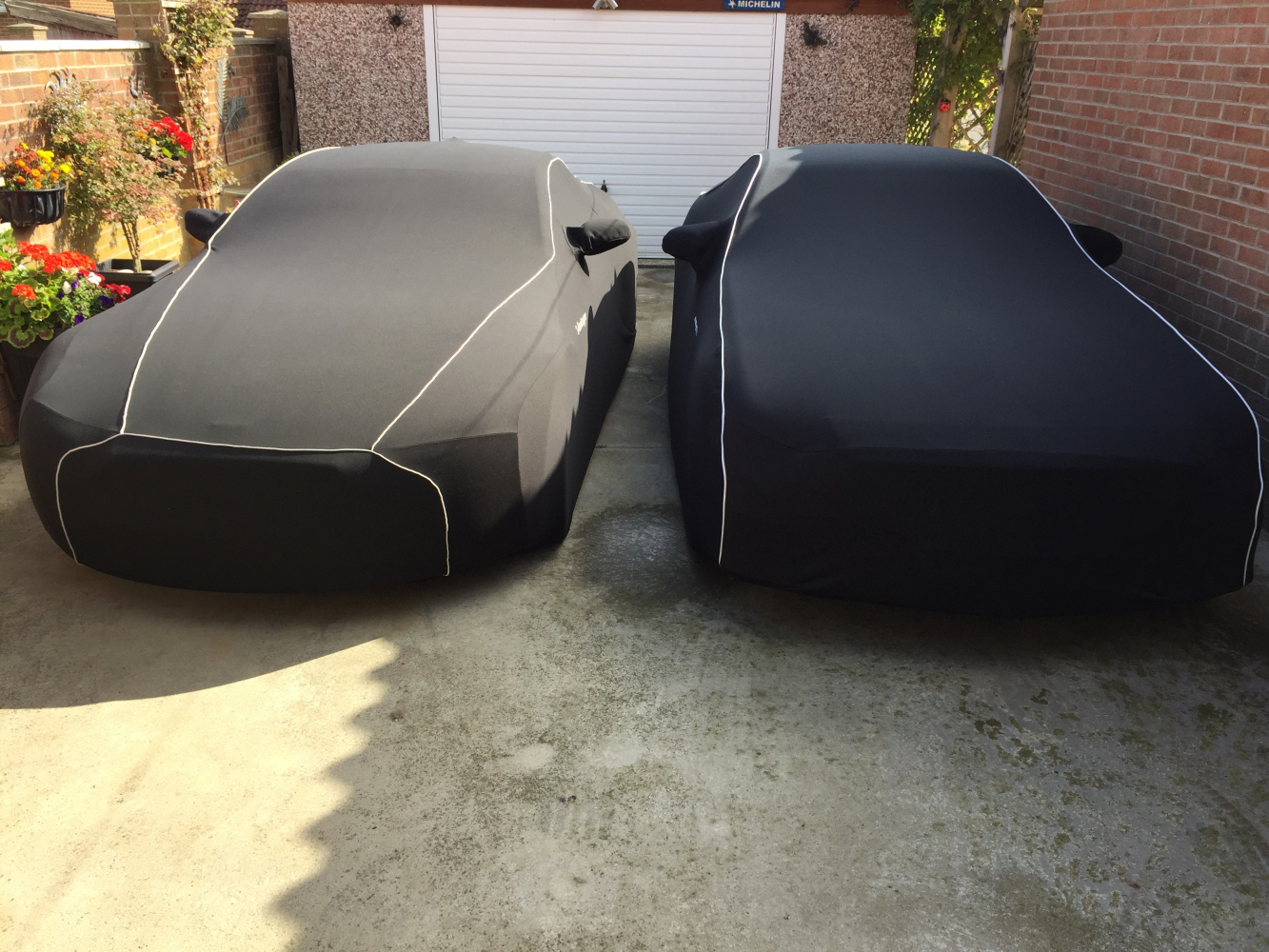 custom indoor car covers - classic additions ltd