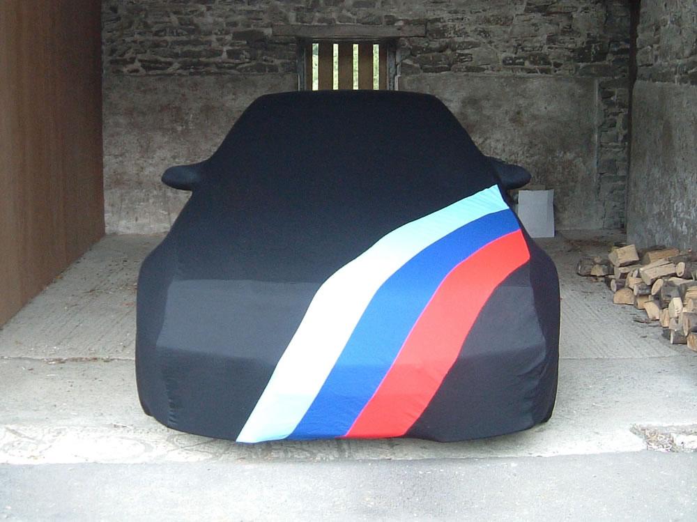 Super Soft Stretch Indoor Car Cover for BMW 5 Series M5 /& E60