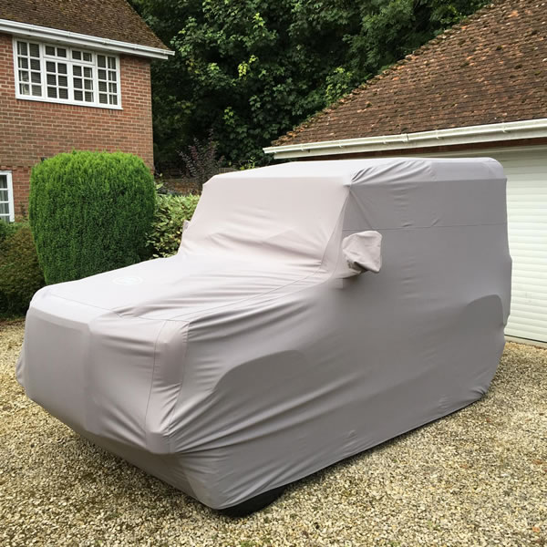 Custom Outdoor Car Cover