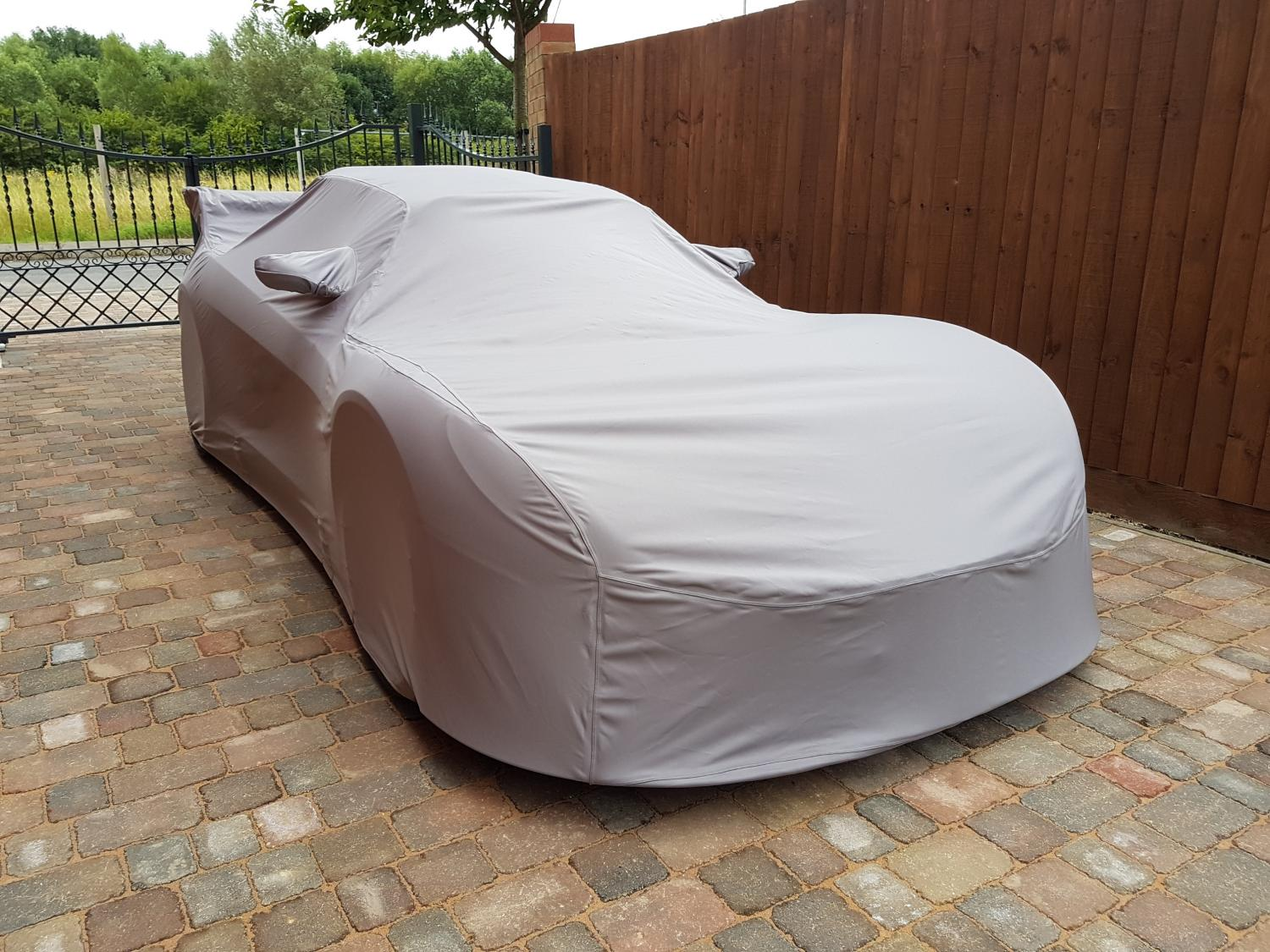 Fitted Outrdoor Waterproof Car Cover for Alfa Romeo Brera Spider Coupe 2005on