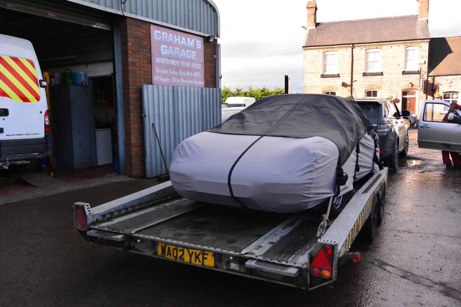 Outdoor Rv Covers : Trailer net in outdoor car covers